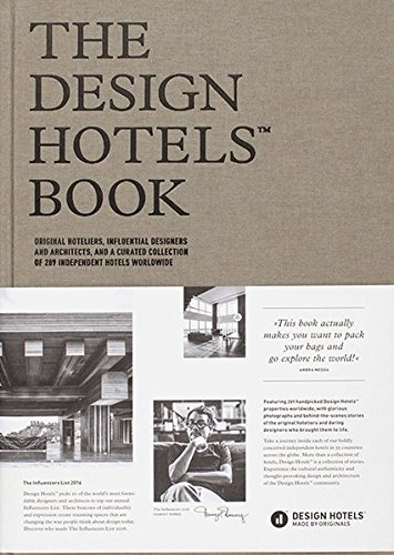 Admin credits for Design hotels tm